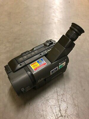 Sony Handycam CCD-TRV25 8mm Video8 XR Camcorder Player - Unit Only