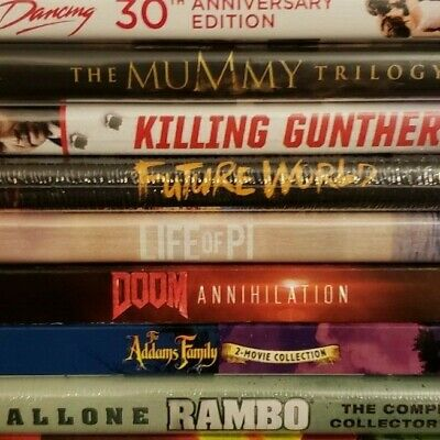 Create Your Own Blu-Ray Bundle (Titles Updated Weekly)