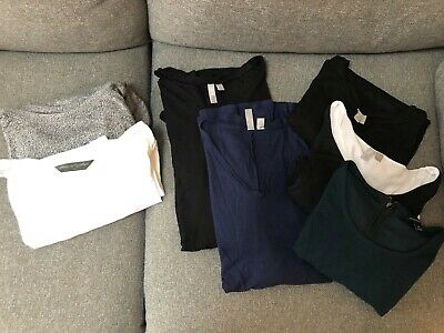Maternity/Nursing Tops Bundle - Mothercare, ASOS, BR (UK 12-14)