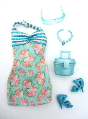 BARBIE DOLL - Genuine Clothes & Accessories - Complete Outfit #24 - Modern Body