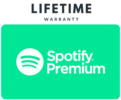 Spotify Premium Lifetime Upgrade Warranty 🔥 Old or New Account