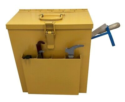 Gift A Beekeeper A Heavy Duty Tool Box & Smoker, Frame Rest, Brush  Free P & P