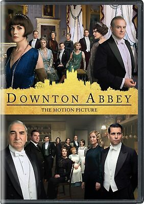 Downton Abbey the Movie DVD Hugh Bonneville NEW