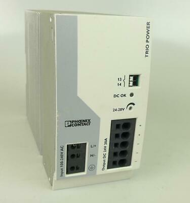 .PP2265 Power Supply Phoenix Contact Trio-PS-2G/1AC/24DC/20 2903151
