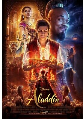 ALADDIN (Live Action) (2019) DVD