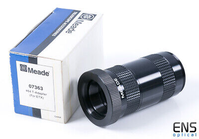 Meade 64 T Adapter (For ETX) Boxed - New old stock