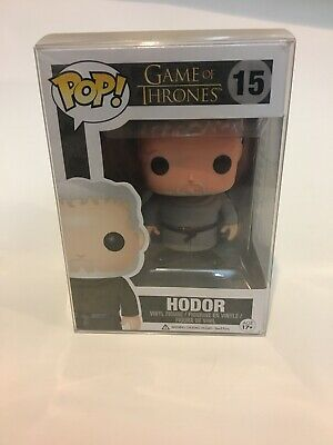 Funko Pop! Game of Thrones #15 Hodor Vaulted Retired