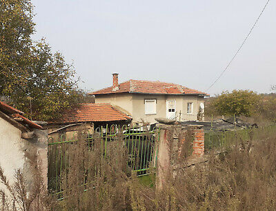 Auction - Freehold property house Bulgaria with HUGE land plot and outbuilding