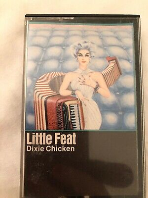 LITTLE FEAT - Dixie Chicken (Rare Original 1973 Cassette Tape)