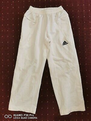 Adidas Climacool Joggers Kids White Age 7-8Years
