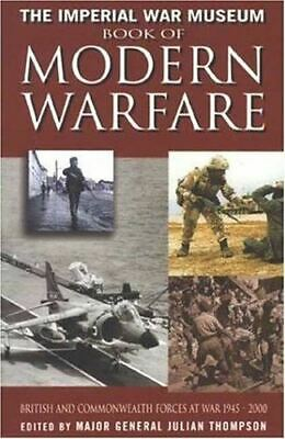 Very Good, IWM Book of Modern Warfare: British and Commonwealth Forces at: Briti