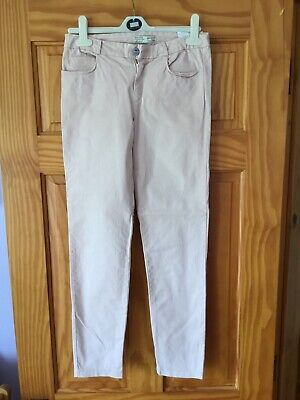 Girls Zara Pale Pink Trousers Size 13 - 14 Years