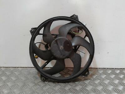 2006 CITROEN BERLINGO 1560 Diesel Radiator Cooling Fan/Motor
