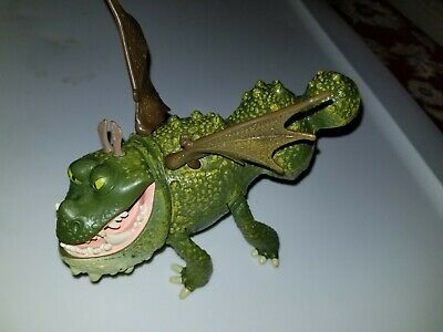 Rare Meatlug Gronckle How to Train Your Dragon Figure 2010 Spin Master