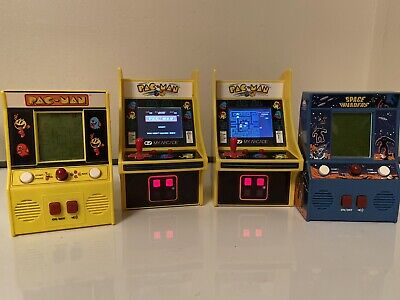 2 My Arcade Pac-Man Micro Player Retro Arcade, Taito Space Invaders & Pac-Man
