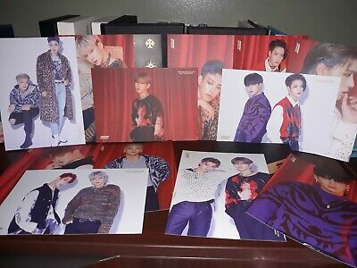 ATEEZ Treasure EP. FIN Album (EVERYTHING ex. member PCs)