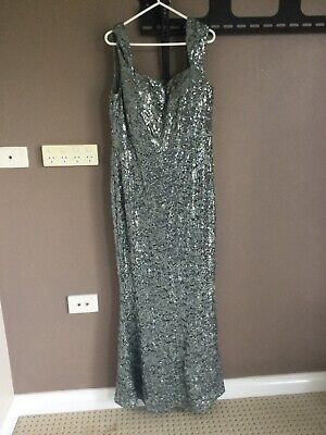 Formal Elegant Sequence dresses size 16