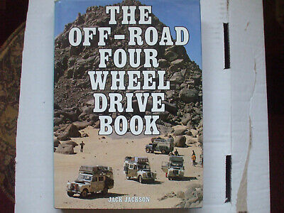 the off road four wheel drive book by jack jackson