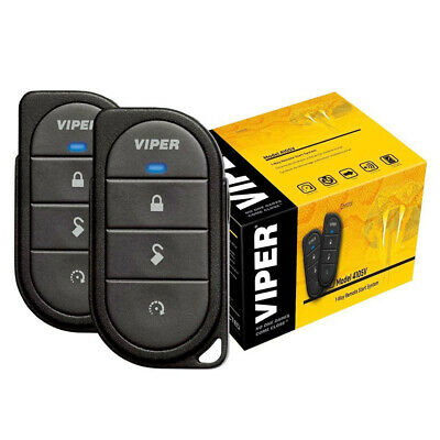 Viper 4105VD Remote Start & Bypass Unit