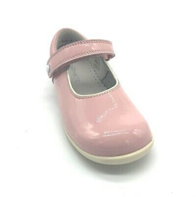 Start-rite Nancy Girls' Shoes Pink Patent Leather 50% OFF RRP
