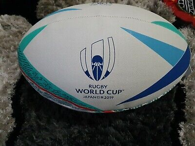 Gilbert  Official Japan Rugby World Cup 2019 Supporter Ball - Size 5 JAPAN