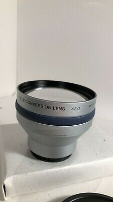 Sony VCL-HG2037X Tele Conversion Lens for Select Sony Camcorders