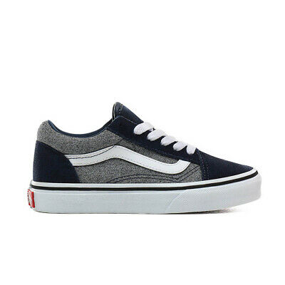 Scarpe Vans Old Skool Ps Tg 34 Cod Vn0A4Buuv9E1 - 9B [Us 3 Uk 2.5 Cm 21]