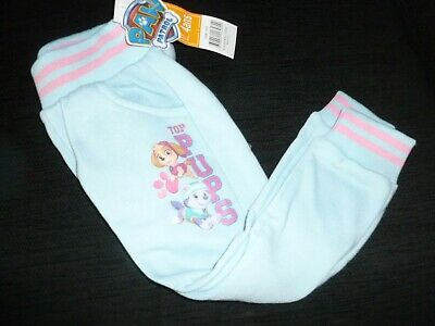 Paw Patrol ~TOP PUPS~ Girls Jogging Bottoms  age 4 years nwt