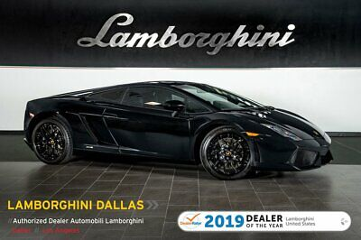 2012 Lamborghini Gallardo LP550-2  BLACK EDITION!+NAVIGATION+REAR CAM+POWER HEATED SEATS+BRANDING PKG+CORDELIAS