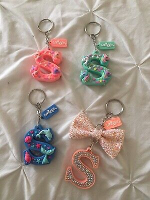 Smiggle Initial S Keyrings (NEW)