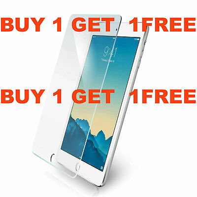 Real Tempered Glass Film Screen Protector For iPad Mini 5 New - 2019