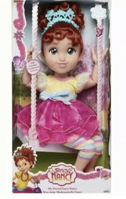 My Friend Fancy Nancy Doll in Signature Outfit, 18-Inches Tall New Articulated