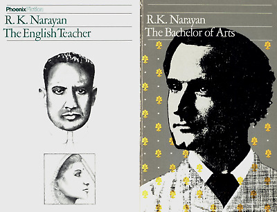 R.k. Narayan The English Teacher And The Bachelor Of Arts