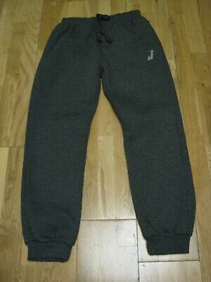 Girl's Grey Jogging Bottoms/ Trousers by Joluvi.  Age 8 Years
