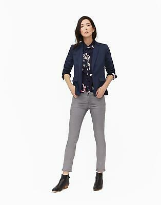 Joules Womens Mollie Jersey Blazer in FRENCH NAVY Size 6
