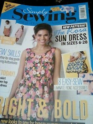 Simply sewing 57 no pattern