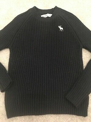Abercrombie and Fitch girls age 7 jumper