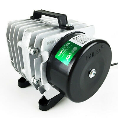 Hailea Electromagnetic Air Compressor Pump 25W-85W For Fish Aquarium Hydroponic