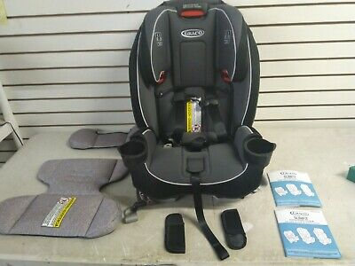 Graco SlimFit 3-in-1 Convertible Car Seat, Darcie (FI 13)(J)