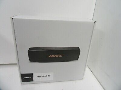 Bose SoundLink Mini II Wireless Bluetooth Speaker
