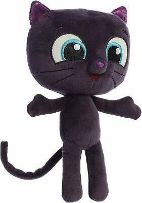 """True and The Rainbow Kingdom Bartleby Cat 8.5"""" Snuggly Friend Toy Christmas Gift"""