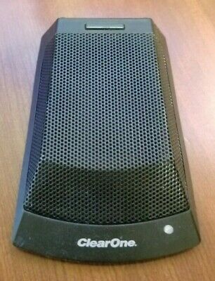 ClearOne WS-TCM-M915 Wireless Tabletop Cardioid Microphone with RF band M915