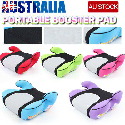 Car Booster Seat Chair Cushion Pad For Toddler Children Child Kids Sturdy NEW AU