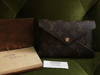 Authentic Brand New 2019 Louis Vuitton Pochette Kirigami Medium Wallet Pouch