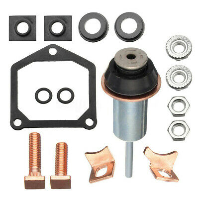 Toyota Subaru Denso Starter Solenoid Repair Rebuild Kit Contacts Parts Fit Set