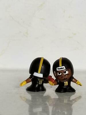 NFL Teenymates series 8 Color Juju Smith Schuster Pittsburgh Steelers.