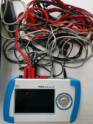 PWS 2.3 genX Portable Working Standard is a three-phase portable three max3