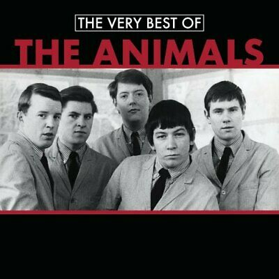 The Very Best Of The Animals Classic Greatest Hits Album Release CD Audio 2012