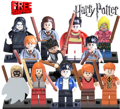 Lego Mini Figures Harry Potter & Lord Of The Rings & Game of Thrones