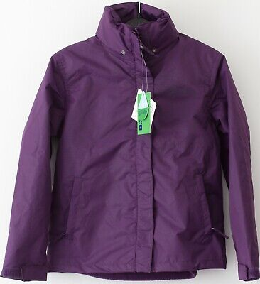kids 3 in 1 Jacket .Water resistant by mountain warehouse. Purple. . 7-8 yrs.
